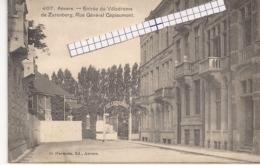 """ANTWERPEN-ANVERS""""INGANG VELODROOM ZURENBORG-RUE GENERAL CAPIAUMONT""""HERMANS N°407 - Antwerpen"""