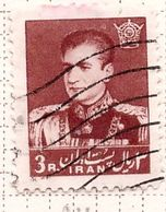 PIA - IRAN  - 1958-60 - Scià Riza Pahalvi - (Yv   926) - Irán
