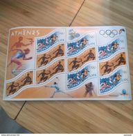 FRANCE Bloc Feuillet JEUX OLYMPIQUES J.O. ATHENES 2004 ! NEUF ! Collection Timbre Poste - Blocs & Feuillets