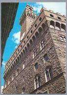 IT.- FIRENZE. SCORCIO DI PALAZZO VECCHIO. DETAIL. - Firenze (Florence)