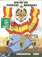 MATASELLOS 1982 ZARAGOZA - 1931-Heute: 2. Rep. - ... Juan Carlos I