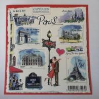 FRANCE Bloc Feuillet Carnet CAPITALES EUROPEENNES PARIS 2010 ! NEUF ! Collection Timbre Poste - Blocs & Feuillets