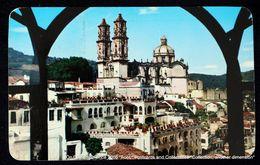 MEXICO - MEXIQUE - TAXCO - Guerrero Santa Prisca Church Eglise HOTEL MELENDEZ - Mexico