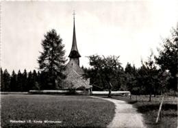 Röthenbach I./E. - Kirche Würzbrunnen (01581) - BE Berne