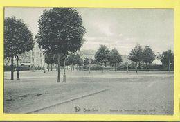 * Brussel - Bruxelles - Brussels * (Ed Nels, Série 1, Nr 11) Avenue De Tervueren, Ier Rond Point, Rare, Unique, Old, TOP - Brussels (City)