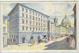 FIRENZE - Grand Hôtel Cavour - Firenze (Florence)