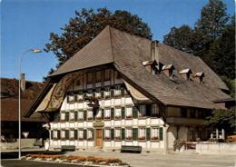 Gasthof Bären - Trubschachen (56) * 19. 7. 1976 - BE Berne