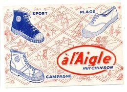 Buvard A La Igle Hutchinson - Sport