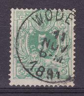 N° 45 WODECQ - 1869-1888 Lying Lion