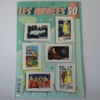 FRANCE Bloc Feuillet Carnet LES ANNEES 50 2014 ! NEUF ! Collection Timbre Poste - Ungebraucht