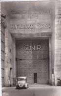01 GENISSIAT Centrale Léon Perrier ,porte D'entrée , Voiture Année 1930 - Génissiat