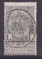N° 53 DEPOT RELAIS BRASSCHAET POLYGONE - 1893-1907 Wappen