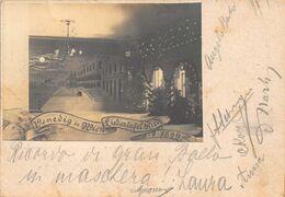 VENEDIG IN WIEN VIENNA AUSTRIA~LIEDERTAFEL RIED IMPRINT ON REVERSE~1899 PHOTO POSTCARD 48153 - Prater