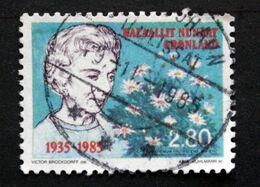 Greenland 1985  Queen Ingrid  MiNr.159  ( Lot E 676) - Groenland