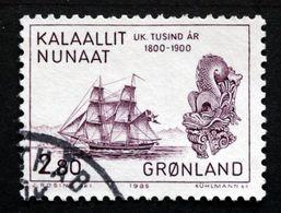 Greenland   1985 MiNr.157  (O) ( Lot E 681 ) - Usati