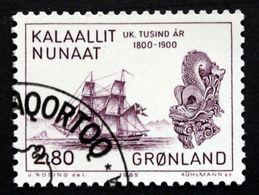 Greenland   1985 MiNr.157  (O) ( Lot E 683 ) - Usati