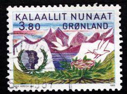 Greenland 1985  International Youth Year      MiNr.160   ( Lot E 686) - Usati