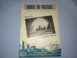 Livro / Revista Português - Terras De Portugal - Guimarães Year 1953 - Libri, Riviste, Fumetti