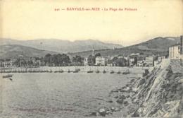 Cpa BANYULS SUR MER - La Plage Des Pêcheurs N° 942 - Banyuls Sur Mer