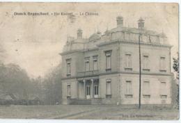 Brasschaat - Donck Brasschaet - Het Kasteel - Le Château - Edit. Bresseleers - 1920 - Brasschaat
