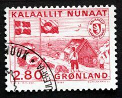 Greenland 1986  Independent Postal Service  MiNr.163   ( Lot E 694) - Usati