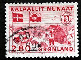 Greenland 1986  Independent Postal Service  MiNr.163   ( Lot E 695) - Usati