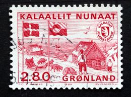 Greenland 1986  Independent Postal Service  MiNr.163   ( Lot E 696) - Usati