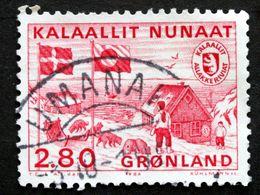 Greenland 1986  Independent Postal Service  MiNr.163   ( Lot E 697) - Usati