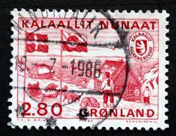 Greenland 1986  Independent Postal Service  MiNr.163   ( Lot E 698) - Usati