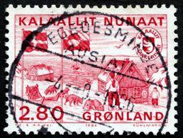 Greenland 1986  Independent Postal Service  MiNr.163   ( Lot E 699) - Usati