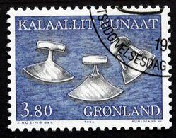 Greenland 1986  Cultural Artefacts I MiNr.165 ( Lot E 701) - Usati
