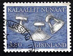 Greenland 1986  Cultural Artefacts I MiNr.165  ( Lot E 702) - Usati