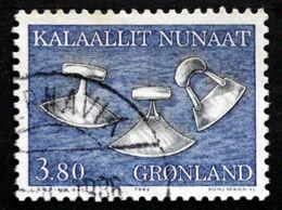 Greenland 1986  Cultural Artefacts I MiNr.165  ( Lot E 703) - Usati