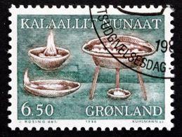 Greenland 1986  Cultural Artefacts I MiNr.166  ( Lot E 704) - Usati