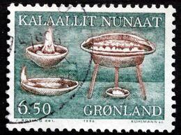 Greenland 1986  Cultural Artefacts I MiNr.166  ( Lot E 706) - Usati