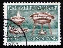 Greenland 1986  Cultural Artefacts I MiNr.166  ( Lot E 707) - Usati