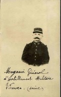 FRANCE - Carte Postale Photo - Portrait De Soldat- L 66818 - Personnages