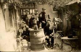 MILITARIA - Carte Postale Photo - Groupe De Soldats - L 66819 - Personnages