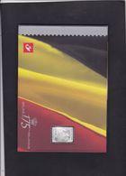"""N° 3418  175 Eme Anniversaire De La Belgique  Timbre """" Argent """" Et  Bloc 118 - Unclassified"""