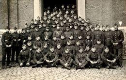 België, La Classe, Antwerpen, Berchem, Real Photo - Personnages