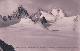 Champex VS, Vue Du Chardonnet Prise De La Cabane Dupuis (9092) - VS Valais