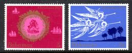 BAHAMAS - 1978 CHRISTMAS SET (2V) FINE MNH ** SG 532-533 - Bahamas (1973-...)