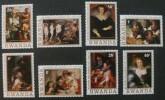 Rwanda Ruanda 1977  OBCn° 821-28 *** MNH  Cote 5 Euro Art Rubens - Rwanda