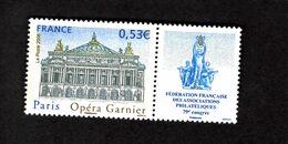 1061856118 SCOTT 3221 POSTFRIS (XX) MINT NEVER HINGED EINWANDFREI  - GARNIER OPERA HOUSE PARIS - Nuovi