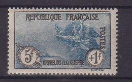 FRANCE : N° 232 ** . LUXE .  SIGNE SCHELLER . 1926/27 . ( CATALOGUE YVERT ) . - Ungebraucht