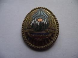 Romania - Army - Emblem - Kuk Petty Officer Badge Abzeichen - See Verso - Armée De Terre