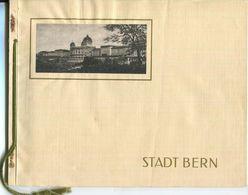 Schweiz - Stadt Bern - Ansichten-Album 20cm X 26cm - Edition Illustrato Wehrli Verlag Kilchberg-Zürich - 33 Ganzseitige - Folletos Turísticos