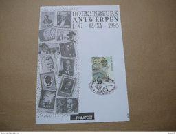 (05.08) BELGIE 1995 - Cartoline Commemorative