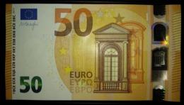50 EURO V001H3 Spain Serie VA Perfect UNC - EURO