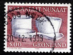 Greenland 1988 Eskimo Tools   MiNr.186  ( Lot  E 720) - Usati